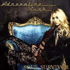 ADRENALINE RUSH - SOUL SURVIVOR NEW CD