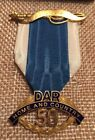 Daughters of the American Revolution 14k Medal Pin with Box