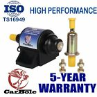 High Performance Electric Fuel Pump For w Carburetor 35 GPH 12V Micro Fuel Pump