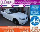 2010 BMW 520D 20 M SPORT TOURING GOOD BAD CREDIT CAR FINANCE FROM 44 P WK