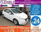 2012 PEUGEOT 208 14 VTI ACTIVE GOOD BAD CREDIT CAR FINANCE FROM 24 P WK