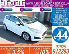 2015 FORD FIESTA 10 ZETEC S GOOD BAD CREDIT CAR FINANCE AVAILABLE