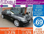 2009 BMW 730D 30 SE GOOD BAD CREDIT CAR FINANCE FROM 69 P WK