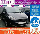 2015 FORD FIESTA 125 ZETEC GOOD BAD CREDIT CAR FINANCE FROM 44 P WK