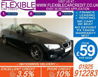 2012 BMW 320D SPORT PLUS CONVERTIBLE GOOD BAD CREDIT CAR FINANCE AVAILABLE