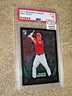 ($1,000) Mike Trout ROOKIE 2011 Bowman Chrome #175 FRESHLY PSA GRADED