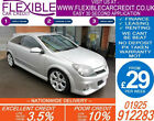 2007 VAUXHALL ASTRA 20 VXR GOOD BAD CREDIT CAR FINANCE FROM 29 P WK