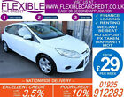 2011 FORD FOCUS 16 EDGE GOOD BAD CREDIT CAR FINANCE FROM 29 P WK