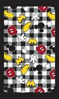 Disney Mickey Mouse Parts Black Kitchen Towel