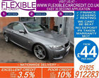 2010 BMW 320D M SPORT COUPE GOOD BAD CREDIT CAR FINANCE FROM 44 P WK