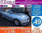 2010 BMW 320D M SPORT COUPE GOOD BAD CREDIT CAR FINANCE AVAILABLE