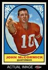 1967 Topps Football Cards 3