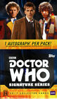 2017 Topps Doctor Who Signature Series FACTORY SEALED Hobby Box Free S