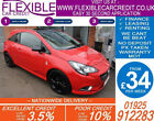 2015 VAUXHALL CORSA 12 LIMITED EDITION GOOD BAD CREDIT CAR FINANCE AVAILABLE