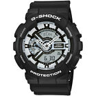 CASIO G-Shock GA110BW-1A Black Color Functional Men's Watch