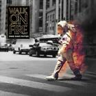 WALK ON FIRE - MIND OVER MATTER NEW CD