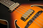 Ibanez AFB200 Full Hollow Body Electric Bass