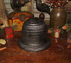 Antique Vtg Cast Iron BEEHIVE General Store Twine STRING HOLDER Gift Idea