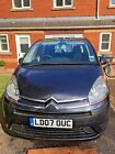 LARGER PHOTOS: Citroen C4 grand Picasso spares or repair - relisted due to time waster