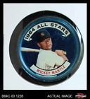 1964 Topps Coins #131 Mickey Mantle - All-Star RH Yankees VG