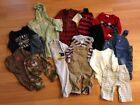 Baby BOY 6 9 month Winter LOT Childrens Place Disney Polo Carter