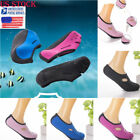 Men Women Unisex Qucik Dry Water Shoes Yoga Exercise Pool Swim Slip Beach Socks