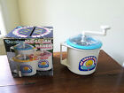 Donvier Chillfast Ice Cream Maker 1 Pint Yellow Rim Manual Hand Crank Japan