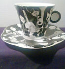 Sango Vintage Fine Bone China The Larry Laslo Collection Jazz Cup and Saucer