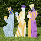 Outdoor Nativity Store Outdoor Nativity Set Add on Three Wisemen Color