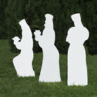 Outdoor Nativity Store Outdoor Nativity Set Add on Three Wisemen White
