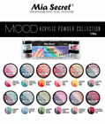 Mia Secret Nail Art Acrylic Professional Powder 12 Colors Set - MOOD