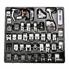 42 Piece Domestic Sewing Machine Foot Presser Feet For Janome Brother Singer HOT