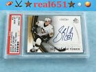 2005 SP Authentic Sign of the Times SIDNEY CROSBY Rookie Auto | PSA 10 Gem Mint