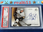2005 SP Authentic Sign of the Times SIDNEY CROSBY Rookie Auto | PSA 9 Mint