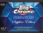 2017 Topps Chrome Sapphire Limited Edition #/250...Pick your card!!!!!
