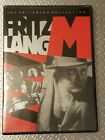 Fritz Langs M MINT DVD Criterion Collection 1998 film First Printing 30