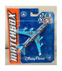 Disney Park 2013 Matchbox Model Diecast Plane Airplane NEW