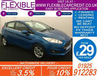 2013 FORD FIESTA 125 ZETEC GOOD BAD CREDIT CAR FINANCE AVAILABLE