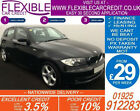 2009 BMW 118D 20 SPORT AUTO GOOD BAD CREDIT CAR FINANCE AVAILABLE