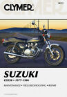 CLYMER Repair Manual for Suzuki GS550 GS550E GS550ES GS550L GS550M GS550T