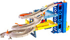 Matchbox 4 Levels Track Garage Play Set Kids Toddlers Children Toy Collection