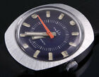 Ruhla Mechanical Watch 42x35mm New Old Stock