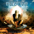 DEVOID (FRENCH PROG METAL) - CUP OF TEARS NEW CD