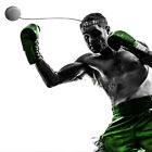 New Fight Ball With Head Band Reflex Speed Training Boxing Punch Exercise Well