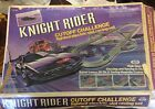 Knight Rider Cutoff Challenge Electric HO Slot Racing Set 1983 Vintage