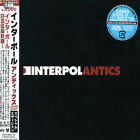 INTERPOL - ANTICS (+7 BONUS TRACKS/ENHANCED) NEW CD