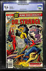 Doctor Strange Annual #1 CBCS 9.6 1976 White Pages! Movie! Like CGC! G9 cm