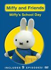 Miffy And Friends Miffys School Days New Dvd