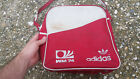 Vintage Adidas sports bag WM 74 1974 red no shoes jacket shirt soccer Germany