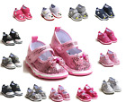 New Adorable Baby Toddler Girls Squeaky Shoes 4 Colors Size 1 2 3 4 5 6